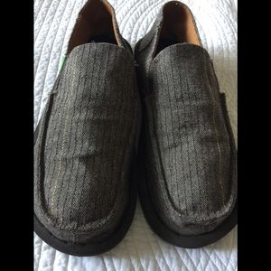 Men's Sanuk Slip On Shoes